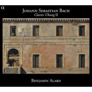 Johann Sebastian Bach : Clavier Übung II