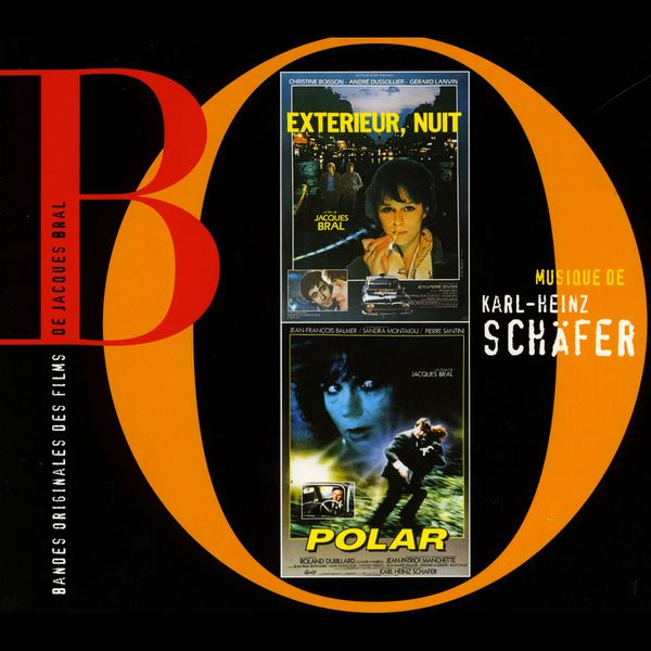 Ext rieur nuit polar original soundtrack karl heinz for Exterieur nuit film