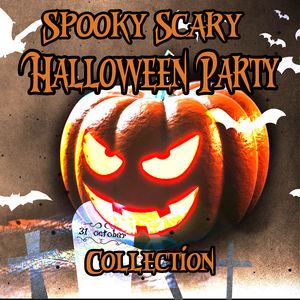 Spooky Scary Halloween Party Collection