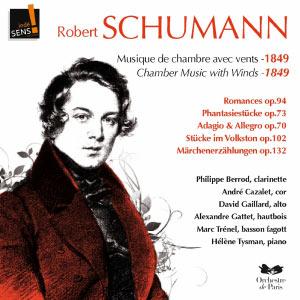Schumann : Musique de chambre avec vents - 1849