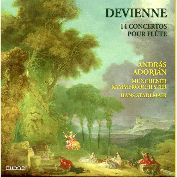 François DEVIENNE (1759-1803) 0812973016205_600