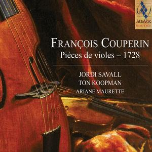 François Couperin : Pièces de violes (1728)