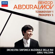 Tchaikovsky: Piano Concerto No.1; Prokofiev: Piano Concerto No.3