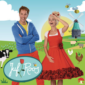 Juf Roos - Kinderliedjes deel 2