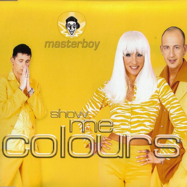 Show Me Colours (Radio Edit) - MP3 XL org