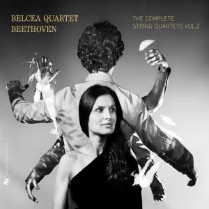 Ludwig van Beethoven : The Complete String Quartets (Intégrale des quatuors à cordes), Vol. 2