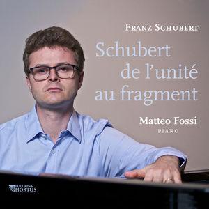 Schubert: De l'unité au fragment