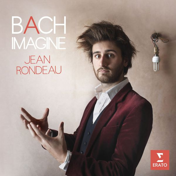 Jean Rondeau - Bach - Imagine (2015)