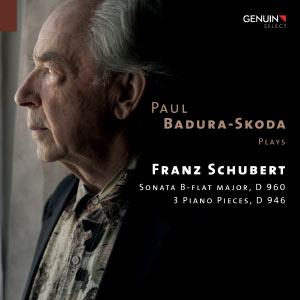 Paul Badura-Skoda plays Franz Schubert