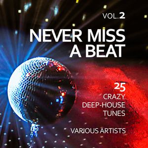 Never miss a beat 25 crazy deep house tunes vol 2 for Deep house tunes
