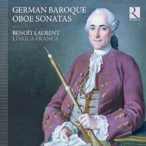 German Baroque Oboe Sonatas