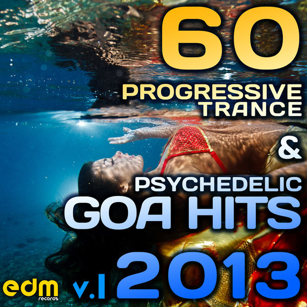 60 progressive trance psychedelic goa hits 2013 vol 1 for Best acid house albums
