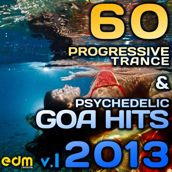 60 progressive trance psychedelic goa hits 2013 vol 1 for Best acid house albums