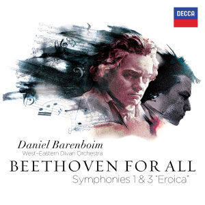 "Beethoven For All - Symphonies Nos. 1 & 3 ""Eroica"""
