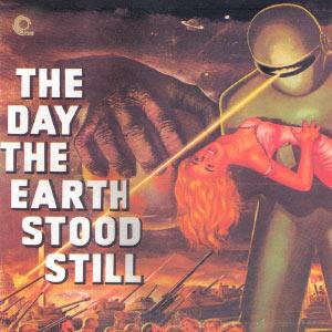 """Bande Originale du Film """"Le Jour où la Terre s'arrêta"""" (The Day The Earth Stood Still, de Robert Wide, 1951)"""