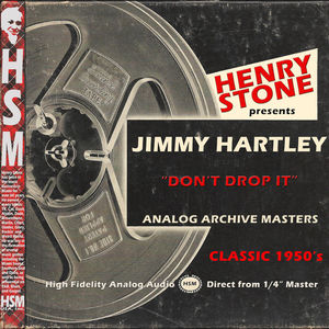 Henry Stone's Analog Archive Jimmy Hartley 1050's