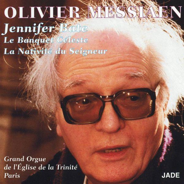 Olivier Messiaen Olivier Messiaen : Le banquet céleste, la nativité du Seigneur - 3411369965720_600