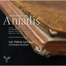 Jean-Baptiste Lully : Amadis