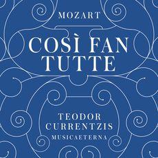 Wolfgang Amadeus Mozart : Così fan tutte