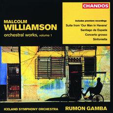 Malcolm Williamson (1931-2003) 0095115135921_230