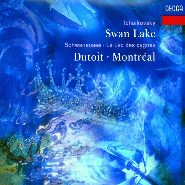 Tchaïkovsky: les ballets - Page 3 0002894362122_600