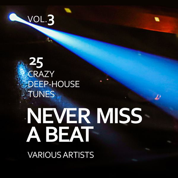 Never miss a beat 25 crazy deep house tunes vol 3 for Deep house tunes