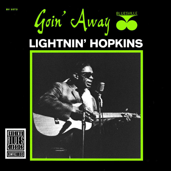 Lightnin' Hopkins - Goin' Away