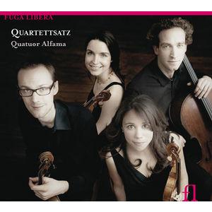 Quartettsatz (Oeuvres de Britten, Mendelssohn, Sibelius, Rachmaninov, Schoenberg, Tchaïkovski, Webern, Wolf)