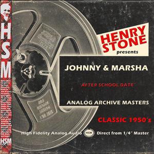 Henry Stone Presents Analog Archives Johny and Marsha 1950's