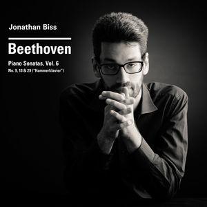 """Beethoven Piano Sonatas Nos. 9, 13 & 29 """"Hammerklavier"""", Vol. 6"""