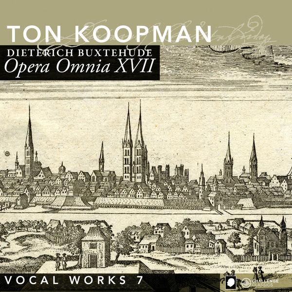 Dietrich Buxtehude : Œuvres vocales 0608917225624_600