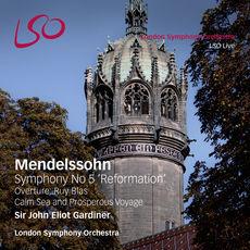 Mendelssohn : Symphony No5