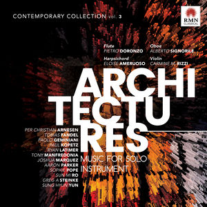 Architectures, Music for solo Instrument