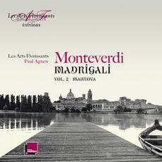 Claudio Monteverdi : Madrigali Vol. 2 (Mantova)
