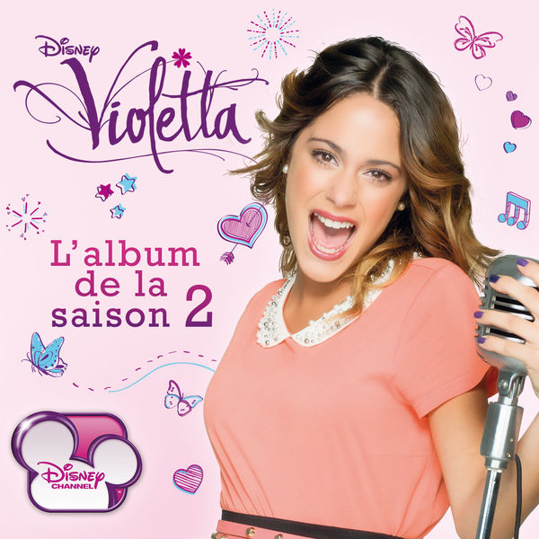 violetta l 39 album de la saison 2 various artists t l charger et couter l 39 album. Black Bedroom Furniture Sets. Home Design Ideas