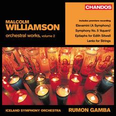 Malcolm Williamson (1931-2003) 0095115140628_230