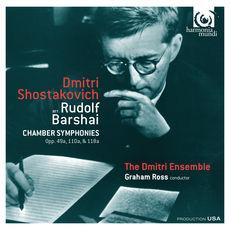 Shostakovich - Barshai: Chamber Symphonies
