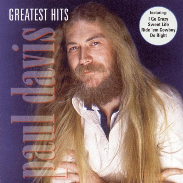 Paul Davis Paul Davis Greatest Hits - 0074646686928_600