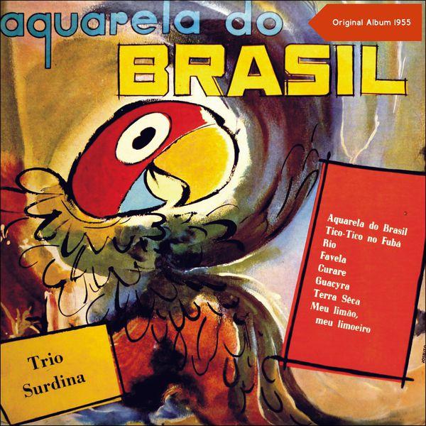 aquarela do brasil partition