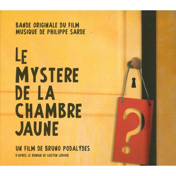 Bande originale du film le myst re de la chambre jaune for Le mystere de la chambre jaune