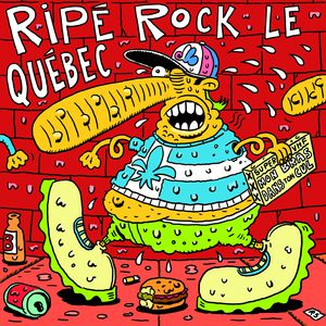 Ripé rock le Québec