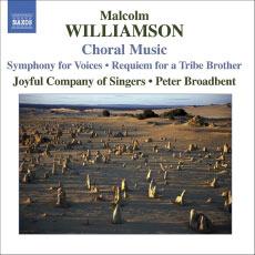 Malcolm Williamson (1931-2003) 0747313278329_230