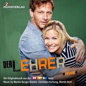 Der Lehrer, Vol. 4 (Die Originalmusik aus der RTL Serie)