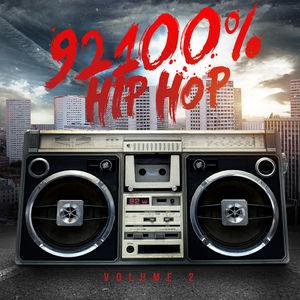 92100% Hip-Hop vol 2