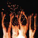 Sous les brûlures l'incandescence intacte | Mademoiselle K