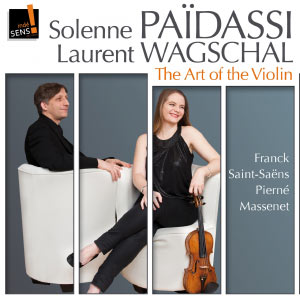 The Art of the Violin: Solenne Païdassi