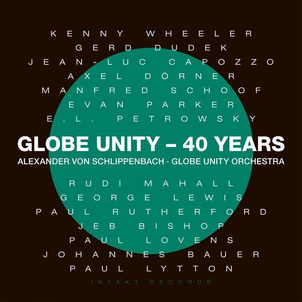 Globe Unity Orchestra Bavarian Calypso Good Bye