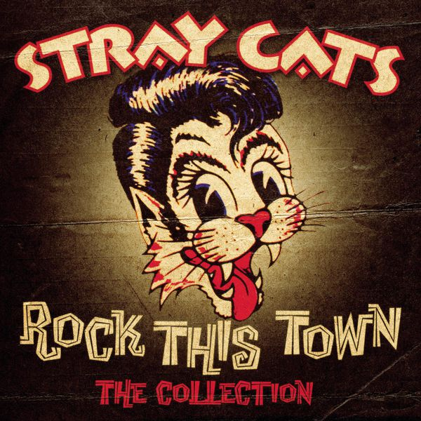Stray Cats - Rock This Town / Baby Blue Eyes