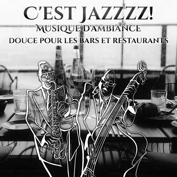 c 39 est jazzzz musique d 39 ambiance douce pour les bars et. Black Bedroom Furniture Sets. Home Design Ideas
