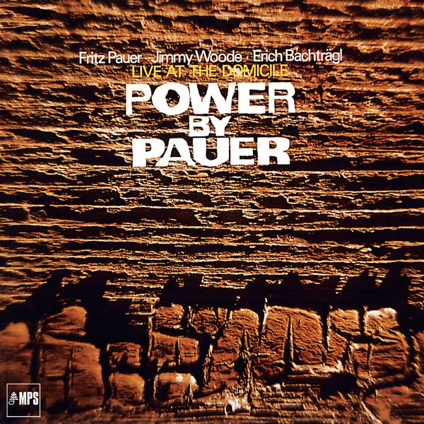 Fritz Pauer Live At The Berlin Jazz Galerie